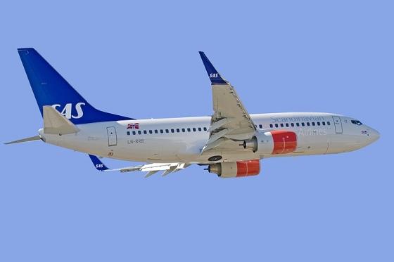SAS Skandinavian Airlines