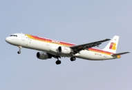 Iberia - полёты из Риги