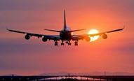 Полёты в Ригу