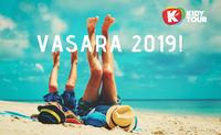 KIDY TOUR  2019. GADA VASARAS AGRĀS REZERVĒŠANAS STARTS!
