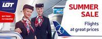 LOT īpašā akcija lidojumos no Rīgas uz Toronto un Poliju