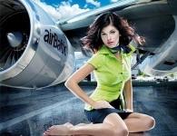airBaltic поздравляет миллионного пассажира