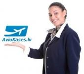 Aviobiļešu pirkšana online