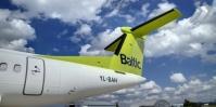 airBaltic - заполняемость мест увеличилась до 80%