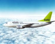 Число пассажиров airBaltic, пользующихся регистрацией с самообслуживанием, удвоилось