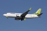 airBaltic uzlabo lidojumus uz Stambulu, Turcijā