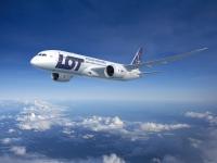 LOT  Polish Airlines sāk lidojumus ar jauno Boeing 787 Dreamliner