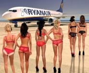 Jaunieviestās drošības maksas dēļ 'Ryanair' uz Rīgu lidos mazāk