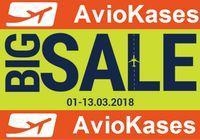 airBaltic pavasara lielpārdošana ir klāt!