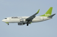 airBaltic в зимнем сезоне будет предлагать рейсы по маршруту Рига – Ларнака (Кипр)