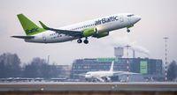 airBaltic продолжает развитие и в феврале
