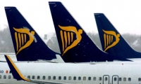 'Ryanair' ceturksni noslēdz ar 14,9 miljonu eiro peļņu