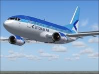 Estonian Air нацелился на рынки Северных стран и Азии