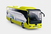 'airBaltic' uzsācis autobusu braucienus uz reģionālajām pilsētām