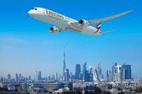 Emirates dažos lidojumos aizliedz pulverveidīgus izstrādājums