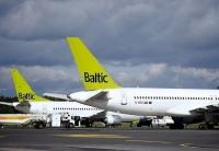 airBaltic vietu piepildījums 2012.gada pirmajā ceturksnī pieaug par 6 %