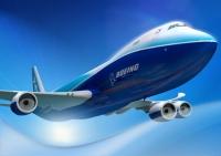 Jaunā sapņu lidmašīna Boeing 787 - borta tualete ar skatu uz zemi
