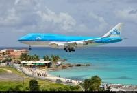 KLM akcija