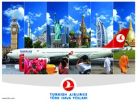 Atklāj pasauli gadalaiku maiņās ar Turkish Airlines!