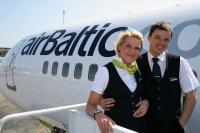 airBaltic летом начнет выполнять полеты из Риги на Родос