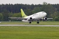 airBaltic sāks lidojumus no Frankfurtes un Dortmundes uz Ūzedomas salu