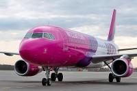 Wizz Air запускает график зимних рейсов в Латвии