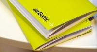 airBaltic запустила мобильную регистрацию на рейсы