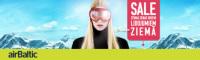 airBaltic. Большая распродажа зимних рейсов.