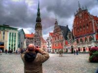 Tūristu skaits Rīgā palielinājies