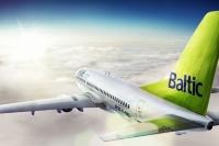 airBaltic uzlabo savienojumus Tallinā un Viļņā