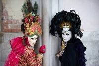 Venēcija gatavojas krāšņajam karnevālam