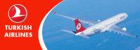 Aviokompānija Turkish Airlines piedāvā komfortablus lidojumus