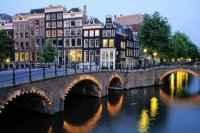 airBaltic свяжет Амстердам со столицами всех стран Балтии