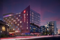Первый отель бренда Radisson Red открылся в Брюсселе