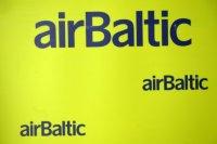 airBaltic svin 20 gadus Minskā