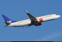 SAS Scandinavian Airlines akcija - ASV