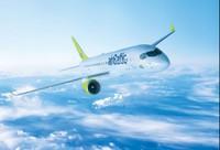 'airBaltic' jaunā CS300 lidmašīna dosies pirmajā komerciālajā reisā