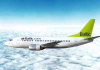 airBaltic акция