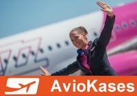 Wizz Air - только сегодня 20% скидка на все полёты