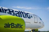 Aviokompānija airBaltic 18. maijā atsāks lidojumus no Rīgas uz Frankfurti, Oslo, Tallinu un Viļņu