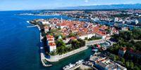 Ryanair izziņo jaunu tiešo lidojumu galamērķi no Rīgas uz Zadaru