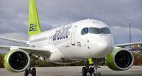 airBaltic saņem devīto Bombardier CS300 lidmašīnu