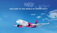 В Украине WizzAir запускает два новых авиарейса в Польшу