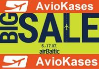 BIG SALE! airBaltic - īpašas cenas lidojumiem