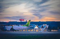 Wizz Air прекратит полеты из Риги в четыре города