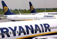 Ryanair paziņo par jauna maršruta atklāšanu no Rīgas uz Mančestru