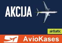 airBaltic - Biznesa klases akcija!