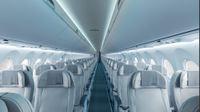 Berlin aviācijas izstādē prezentē CS300 lidmašīnu