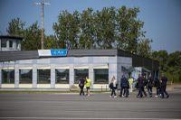 Liepājas lidostā iecerēts par diviem miljoniem būvēt jaunu pasažieru termināli