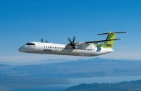 airBaltic pabeidz Bombardier Q400 NextGen lidmašīnu finansēšanas darījumu